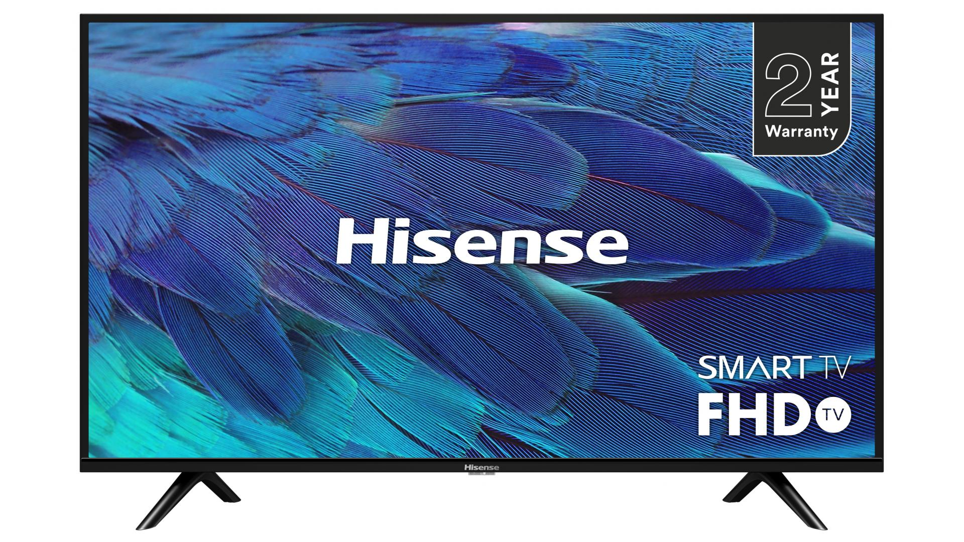Midwich Ltd - Hisense UK Ltd 40