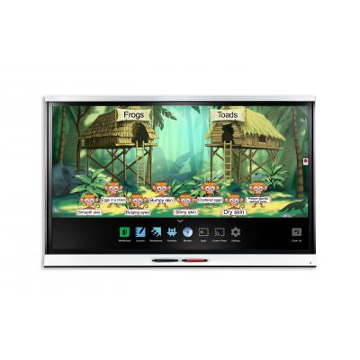 "SMART Board PNL-6275 - SB6275 - 75"" Diag - Interactive flat panel - Includes Smart Notebook - 5 Year Educational Warranty"