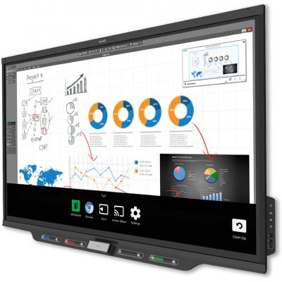 "SMART 7086 PRO Interactive Display - SBID-7286P - 86"" Diagonal - 4K - with iQ and SMART Learning Suite (SBID-7286P/SBID-7086P)"