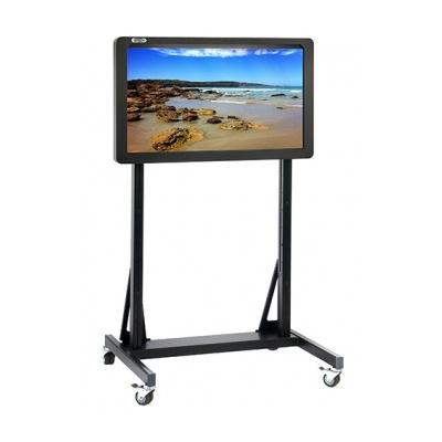 Loxit 8964 Hi Lo Electric Height Adjustable Flat Screen Trolley - Max Weight 120kg