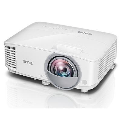 BENQ MX808ST Projector - 3000 Lumens - XGA - 4:3 - Short Throw 0.61