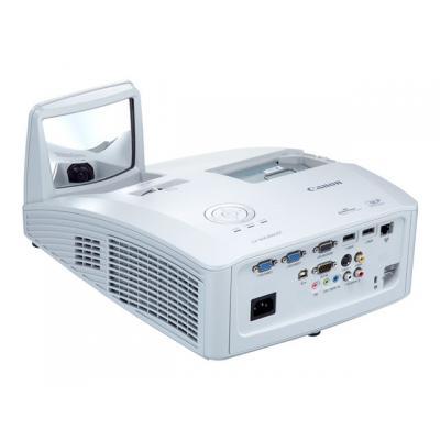 Canon LV-WX300USTi Projector - 3000 Lumens - WXGA - Extreme Short Throw