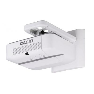 Casio XJ-UT331X Projector - 3300 Lumens - Extreme Short Throw - Wall Mounted - LED