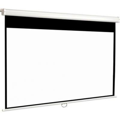 Euroscreen - Connect - 170cm x 106cm - 16:10 - Manual Projector Screen
