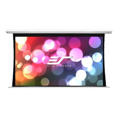 "Elite SKT100XHW-E24 221cm x 124cm - 16:9 - Saker Tensioned Screen - 100"" Diagonal"