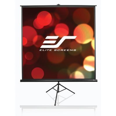 "Elite - Tripod - 127cm x 127cm - 72"" diag - 1:1 - White Case - Tripod Projector Screen"