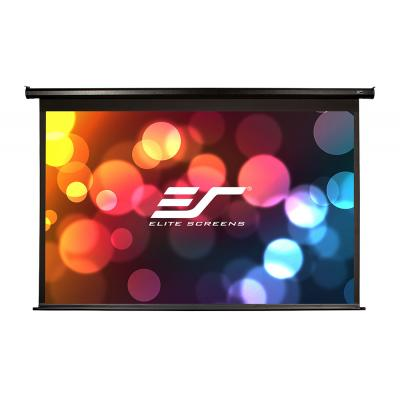 "Elite - 186cm x 105cm - 84"" Diag - 16:9 - Black Case - Spectrum Series - Electric Projector Screen"