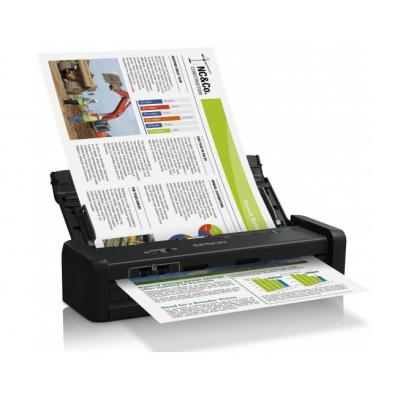 DS-360W A4 Personal Document Scanner