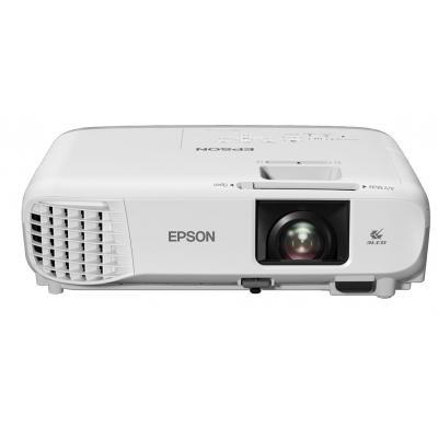 Epson EB-W39 Projector - 3500 Lumens - WXGA - PC Free