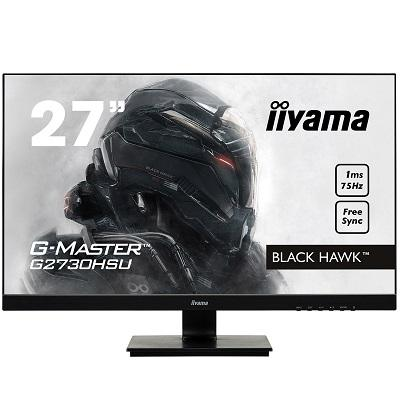 "27"" G-Master Black Hawk G2730HSU-B1 Monitor"