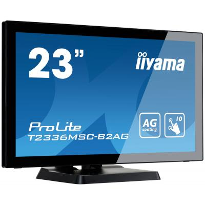 "23"" ProLite T2336MSC-B2AG Touch Monitor"