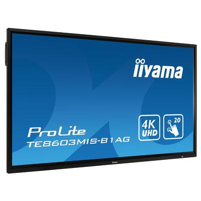 "86"" TE8603MIS-B1AG Interactive Display"