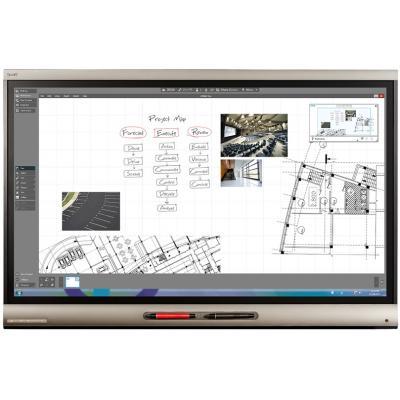 "SMART KAPP IQ PRO 75"" Interactive Flat Panel - 2 Year Warranty"