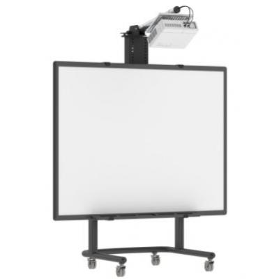 Loxit 8534 Height Adjustable Interactive Whiteboard Trolley - Manual