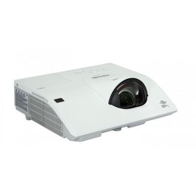 Maxell Hitachi MC-CW301 Projector - 3100 Lumens - WXGA - 16:10 - Short Throw 0.6