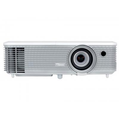 Optoma W345P Projector - 3300 Lumens - WXGA