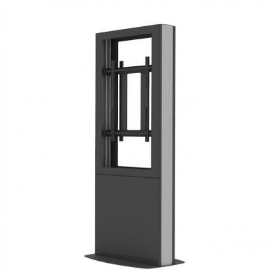 "PMV PMVKIOSK1D signage display mount 127 cm (50"") Black"