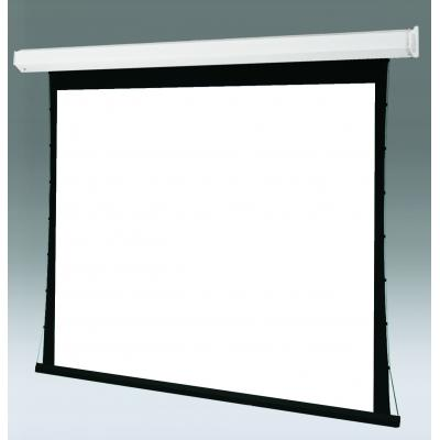 "Draper Premier - 203cm x 114cm - 16:9 - 92"" Diag - Electric Tab Tensioned Projector Screen - White Case"