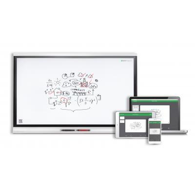 "SMART Board SMASBID8075I - 75""; Interactive Flat Panel - 4K"
