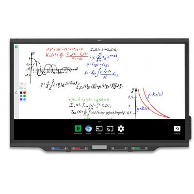 "SMART Technologies 75"" SBID-7275 Pro Interactive Display - 4K"