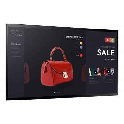 "55"" PM55F-BC Interactive Display"