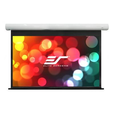 Elite Saker - 290cm x 181cm - 16:10 Electric Projector Screen