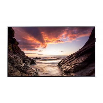 "Samsung LH55PHFPMGC signage display 139.7 cm (55"") LED Full HD Digital signage flat panel Black"