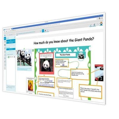"""SMART Technologies Smart Board 2075 - 75"""" + Smart Learning Suite - 4K"""