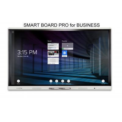 "Smart 75"" MX075-V2 Pro Series Interactive Display + 4K + IQ"