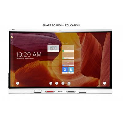 "Smart 86"" 6286S Interactive Display w/ Mount + 1 Year SLS License"