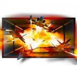 "Panasonic 65"" TH-65VX300 Full HD LCD Plasma Display"